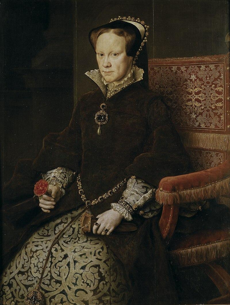800px-Maria_Tudor1